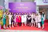 Viện Chăm sóc Mẹ Bé Hoàng Gia tưng bừng khai trương chi nhánh TP.Hồ Chí Minh
