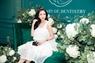 Bầu lần 3, Hoa hậu Lam Cúc vẫn đốn tim vạn người vì sắc vóc rạng rỡ